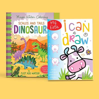 Colouring & activity books